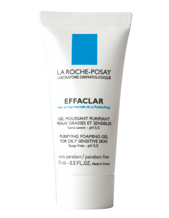 Effaclar Foaming Gel Deluxe Sample