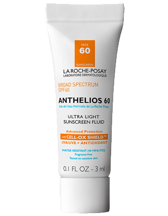 anthelios 60 ultra light sunscreen fluid deluxe sample luxury by. Black Bedroom Furniture Sets. Home Design Ideas