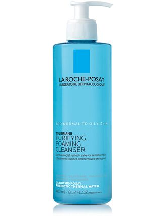 toleriane purifying foaming cleanser la roche posay. Black Bedroom Furniture Sets. Home Design Ideas