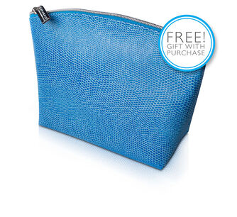FREE COSMETIC POUCH