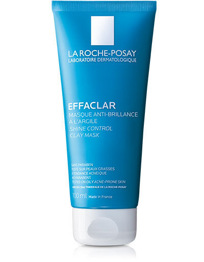 Effaclar Shine Control Clay Mask