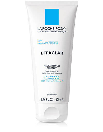Effaclar Medicated Acne Face Wash