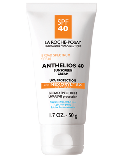 Anthelios Sunscreen Cream with Mexoryl SX SPF 40