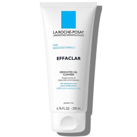 Effaclar Medicated Acne Face Wash
