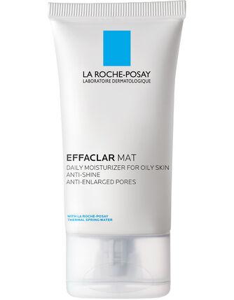 Effaclar Mat Moisturizer For Oily Skin La Roche Posay