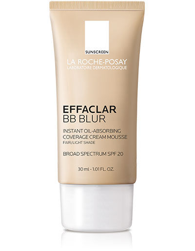 Effaclar BB Cream for Oily Skin Fair Light