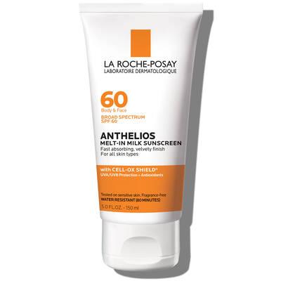 Anthelios Melt-In Milk Sunscreen SPF 60