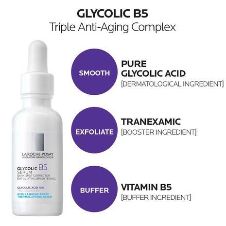 Glycolic B5 10% Pure Glycolic Acid Serum