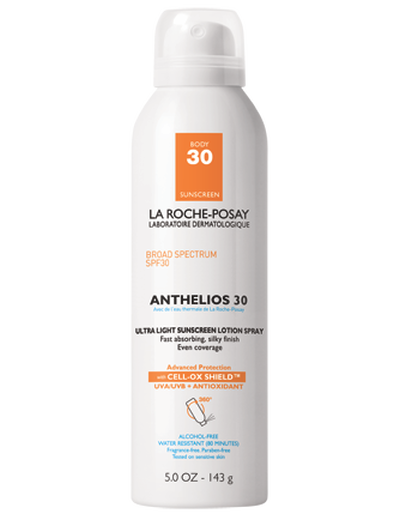 Anthelios Lotion Spray Sunscreen SPF 30