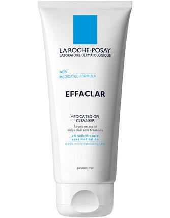 effaclar medicated gel cleanser for clear skin la. Black Bedroom Furniture Sets. Home Design Ideas
