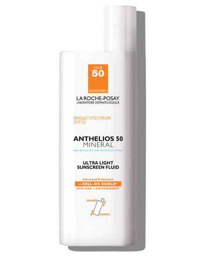 Anthelios Mineral Zinc Oxide Sunscreen SPF 50