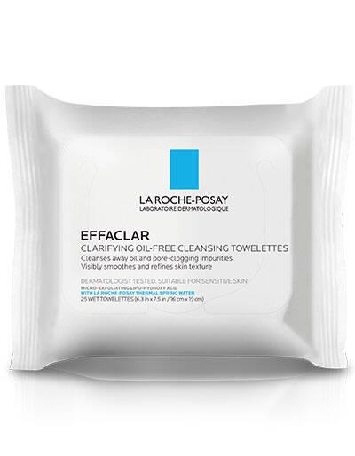 Effaclar Facial Wipes for Oily Skin
