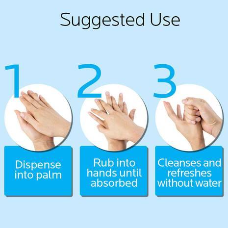 Purifying Hand Sanitizer Gel