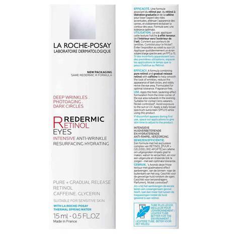 Redermic R Retinol Eye Cream