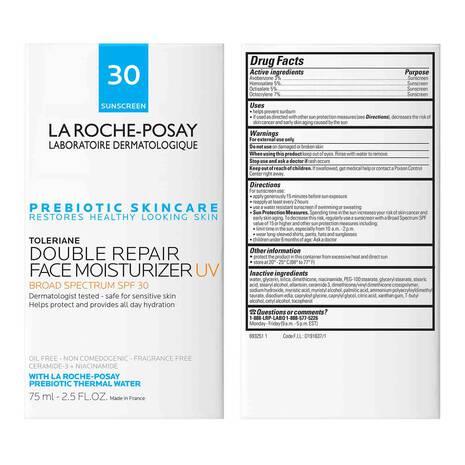 Toleriane Double Repair Facial Moisturizer with SPF
