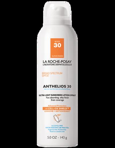 Anthelios Lotion Spray Sunscreen SPF 30