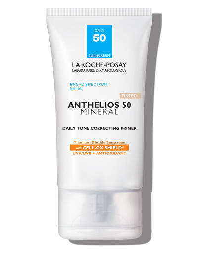 Anthelios Mineral Tinted Primer SPF 50