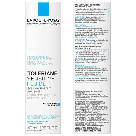 Toleriane Fluide Oil Free Moisturizer