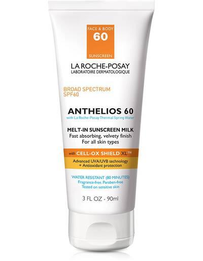 Anthelios Melt-In Sunscreen Milk SPF 60 Travel Size - La Roche-Posay