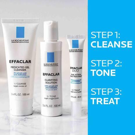 Effaclar Acne Treatment System