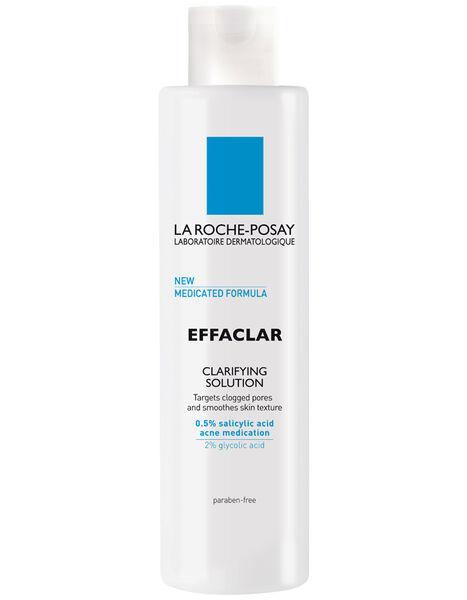 Effaclar Clarifying Solution Skin Toner La Roche Posay