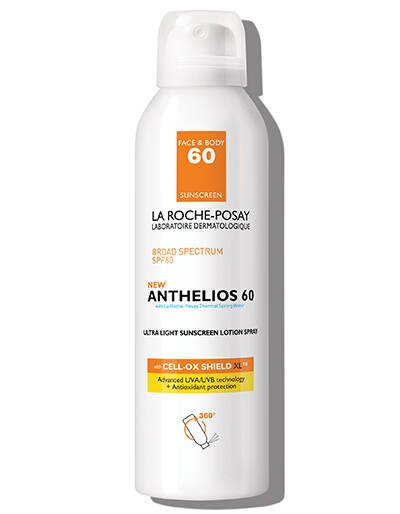 Anthelios Lotion Spray Sunscreen SPF 60