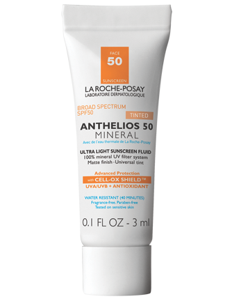 Anthelios 50 Mineral Tinted Deluxe Sample - 3ML