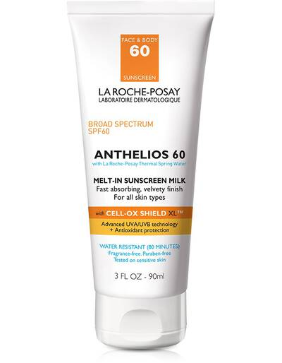 Anthelios Melt-In Sunscreen Milk SPF 60 - La Roche-Posay