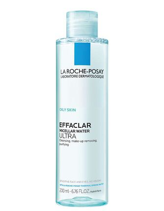 effaclar micellar water ultra for oily skin 200 ml la. Black Bedroom Furniture Sets. Home Design Ideas