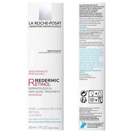 Redermic R Retinol Cream