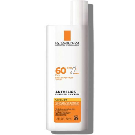 Anthelios Ultra Light Fluid Facial Sunscreen SPF 60