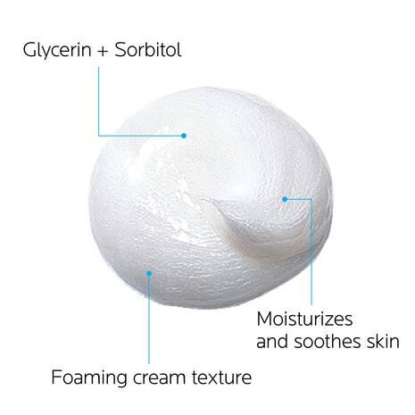 Toleriane Purifying Foaming Cream Cleanser