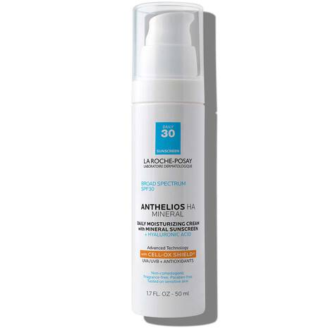Anthelios Mineral SPF Moisturizer with Hyaluronic Acid