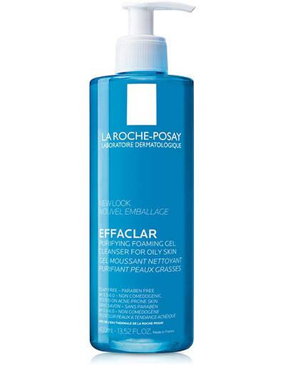 Effaclar Gel Facial Wash for Oily Skin 400 ML