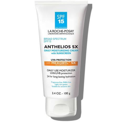 Anthelios SX SPF Moisturizer with Mexoryl SPF 15