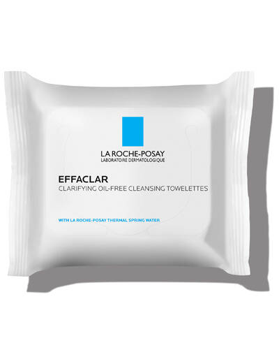 Effaclar Facial Wipes for Oily Skin