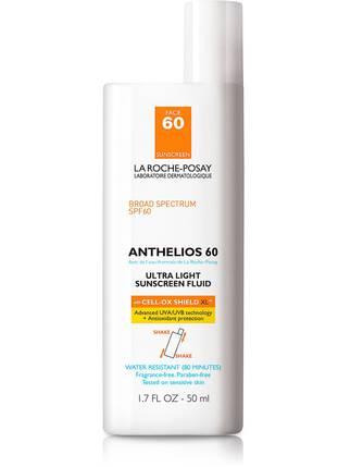 Anthelios 60 Sunscreen Oil Free Sunscreen La Roche Posay