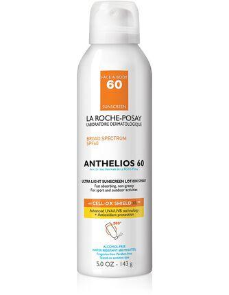 Anthelios SPF 60 Spray Sunscreen La Roche-Posay