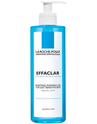 Facial regimen for oily skin