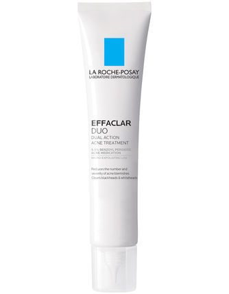 does la roche posay work on acne