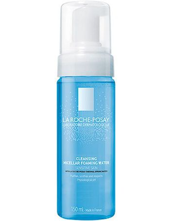 Micellar Foaming Water Face Cleanser