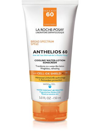 Anthelios Cooling Water Lotion Spf 60 Oil Free Sunscreen