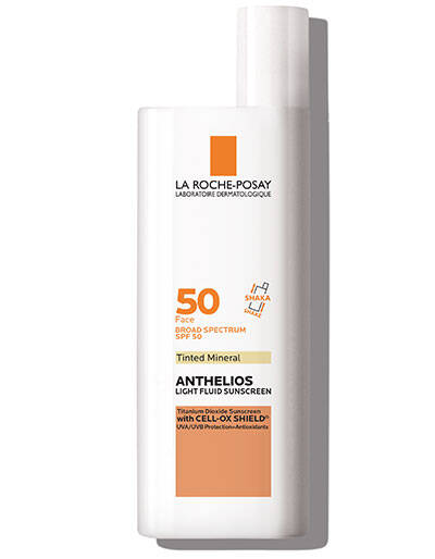 ANTHELIOS MINERAL TINTED SUNSCREEN FOR FACE SPF 50