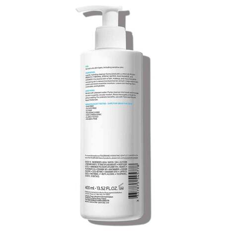 Toleriane Hydrating Gentle Facial Cleanser