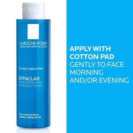 Effaclar Astringent Toner for Oily Skin