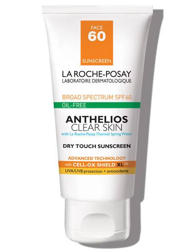 Anthelios Clear Skin SPF 60 Sunscreen La Roche-Posay