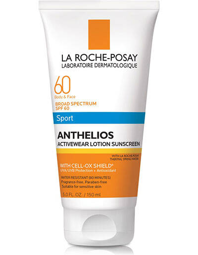Anthelios Sport Sunscreen SPF 60