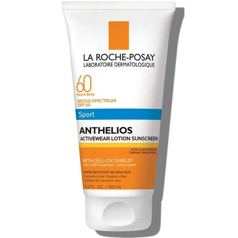 Anthelios Activewear Sport Sunscreen Lotion SPF 60