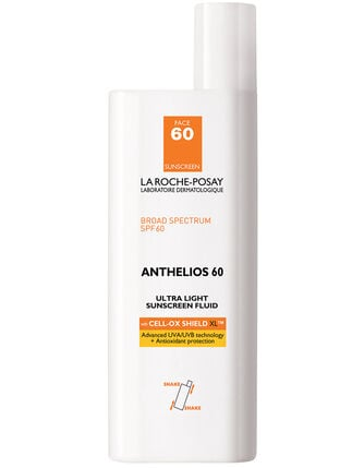 Anthelios 60 Sunscreen Oil Free Sunscreen La Roche Posay