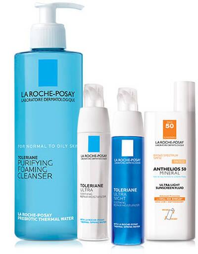 Extra Sensitive Skin Care Set